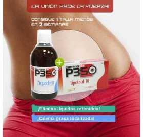 Aquadren Antioxidante + Lipotrol Nutricion Center