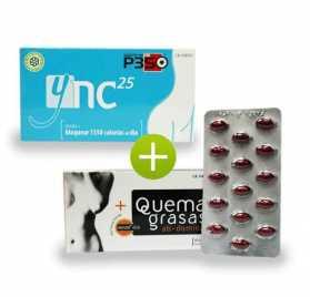 Ync 25 Bloqueador De Calorias + Quemagrasas Abdominal Lipomorosil Forte Nutricion Center
