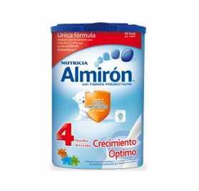 Almiron 4 800 Gr. Leche De Crecimiento Optimo