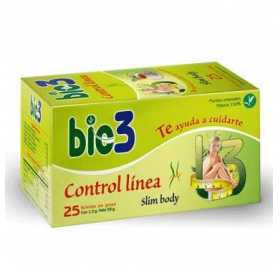 Bie3 Control Linea Te Slim Body 25 Filtros