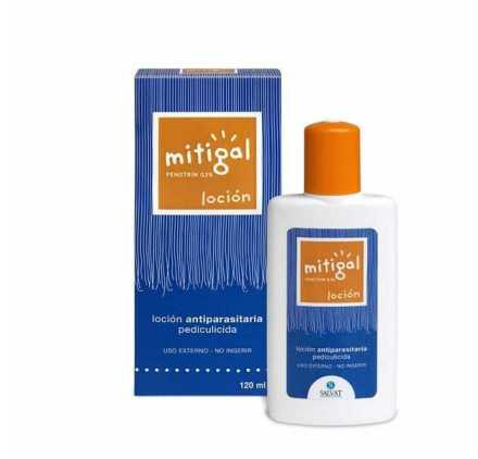 Mitigal Locion Antiparasitos 120 Ml