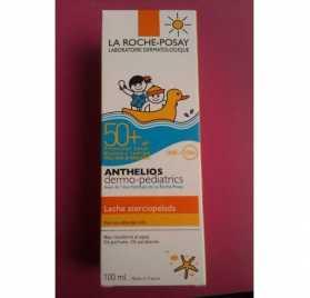 Anthelios Spf 50 Leche Infantil de 100 ml