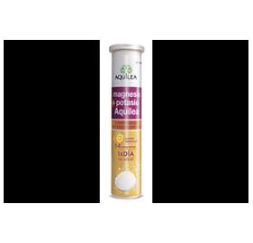 Aquilea Magnesio + Potasio Efervescente 14 Comprimidos