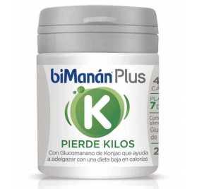 Bimanan Plus K Pierde Kilos De 42 Capsulas