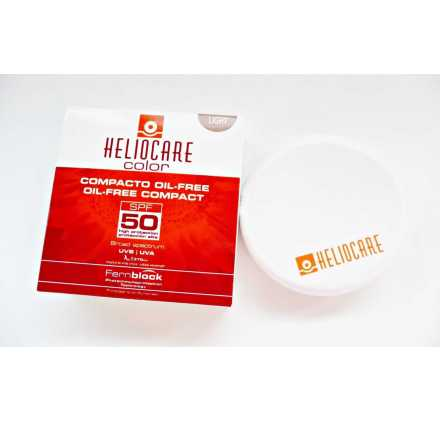 Heliocare Compacto Oil-Free Light  Spf 50