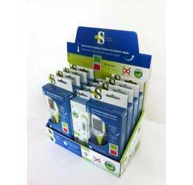 Expositor 12 Termometros Bco509 +Shaker Sanitec