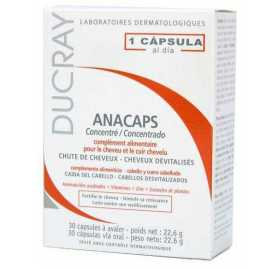 Ducray Anacaps Reactiv (Anteriormente Anacaps Triactiv) 30 Caps