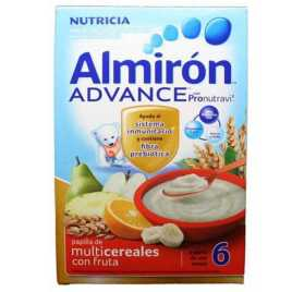 Almiron Advance 5 Cereales Fruta 600 G