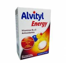 Alvityl Energy  20 Comprimidos