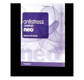 Antiestress Complex Neo 15 Capsulas Neovital