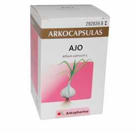 Ajo Arkocapsulas 330 Mg 100 Capsulas