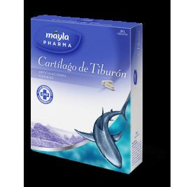Mayla Pharma Cartilago De Tiburon 30 Caps