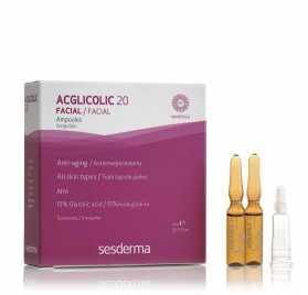 Acglicolic 20 - 5 Ampollas De 2 Ml