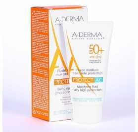Aderma Protect Fluido Spf50+ 40 Ml