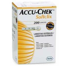 Accu Check Softclix Ii 200 Lancetas Estuche