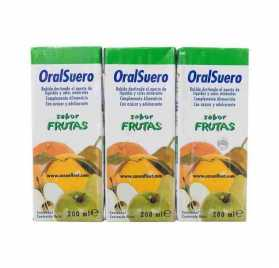 Oralsuero Pack 3X200 Ml