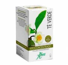 Aboca Fitoconcentrado Te Verde Bio 50Cap