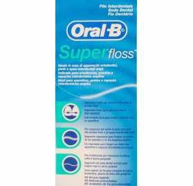Oral-B Seda Dental Super Floss 50 Metros
