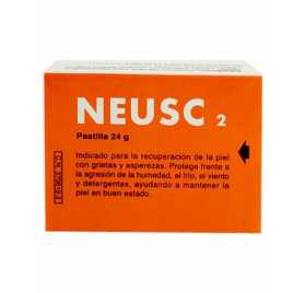 Neusc-2 Pastilla Grasa Manos Agrietadas 24 Gr
