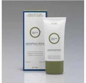 Anagras Ioox Crema Hidratante 50 Ml.