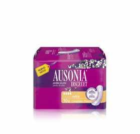 Ausonia Discreet Extra 10 Uds