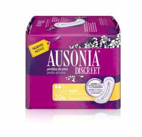 Ausonia Discreet Mini 20 Uds