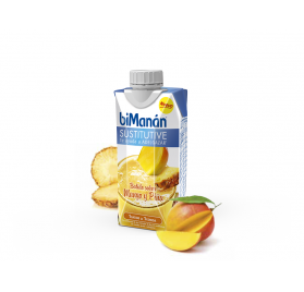 Bimanan Batido Mango Y Piña 330 ml