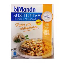 Bimanan Pasta Con Champiñones 3 sobres