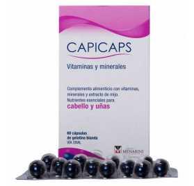 Capicaps Cabello y uñas 60 capsulas