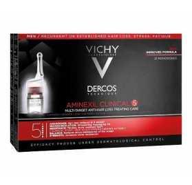 Dercos Aminexil Xp Hombre 21 Ampollas