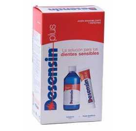 Desensin Pasta Dental Plus 125 ml +Colutorio 500 ml