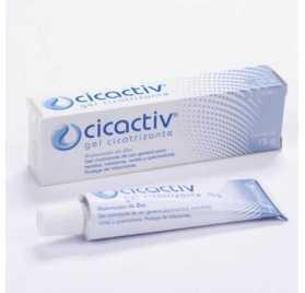 Cicactiv Gel Cicatrizante 6 uds