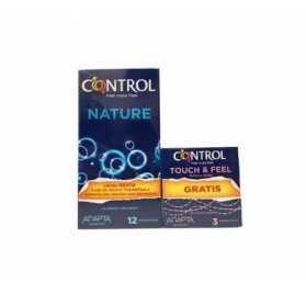 Control Nature 12U+Touch Feel 3Ud Gratis