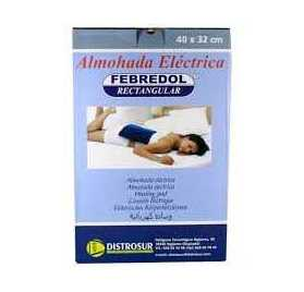 Almohadilla Electrica Febredol 30X40 Rectangular