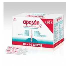 Aposan Suero  Fisiol 50 Monod 5 ml