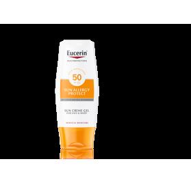 Eucerin Solar Allergy Crema/Gel 50+ 150M