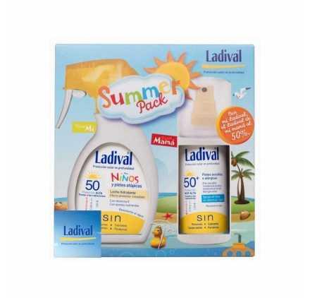 Ladival fotoprotector summer pack
