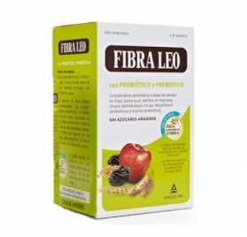 Fibra Leo Probiotico Y Prebiotico 500 C.
