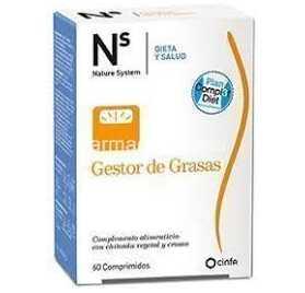 N+S Gestor De Grasas 60 Comprimidos