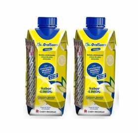Bioralsuero Limon Pack 2 Brick X 330 Ml
