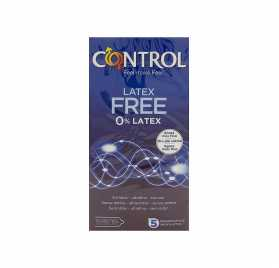 Preservativo Control No Latex 5 Uds.