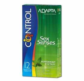 Preservativo Control Sex Peppermint 12Un