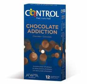 Preservativo Control Sex Chocolate 12Und