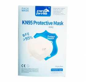 Pack 10 uds Mascarillas filtrante FFP2 - KN95 sin válvula