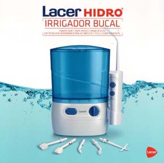 irrigador dental lacer hidro