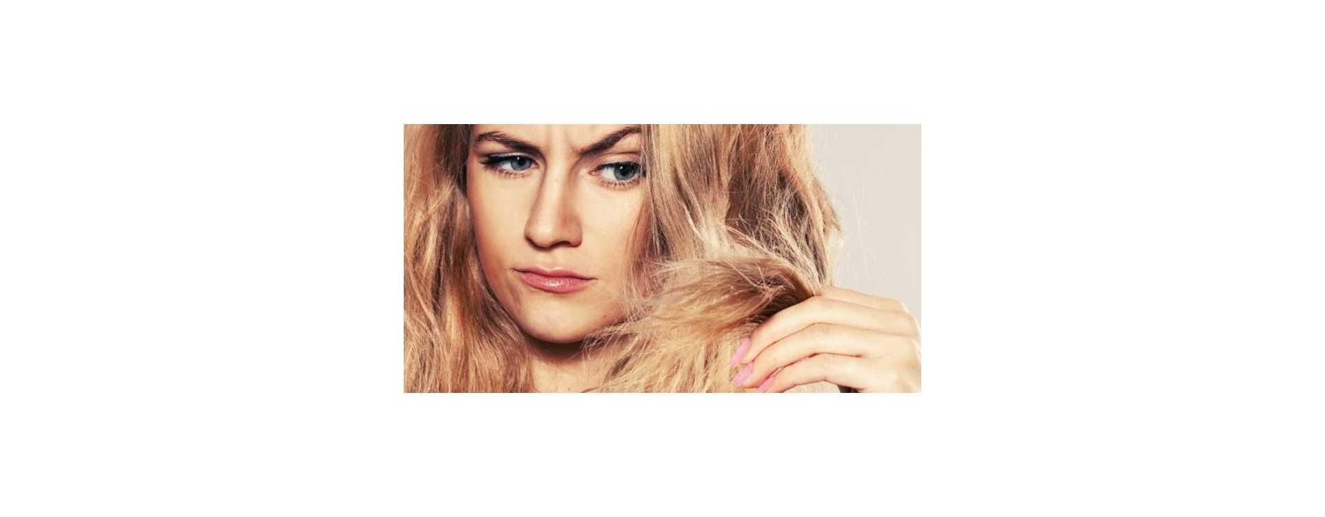 Hidratar el cabello seco y dañado de forma natural